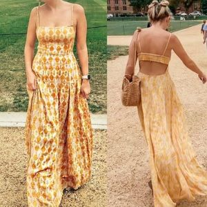 Free People Milana Maxi Dress